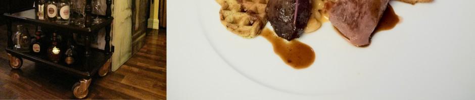 Klein und fein: Das MORITZ serviert Gourmet-Küche in Separee-Atmosphäre. Fotos: K. Muysers/Th. Stache