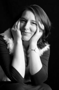 Porträt: Susann Buerger, 2013.